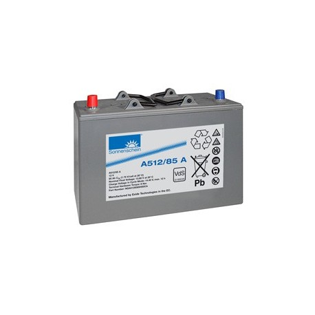 EXIDE Sonnenschein 12V - 85Ah - Dryfit A500 - B Auto - A512/85A