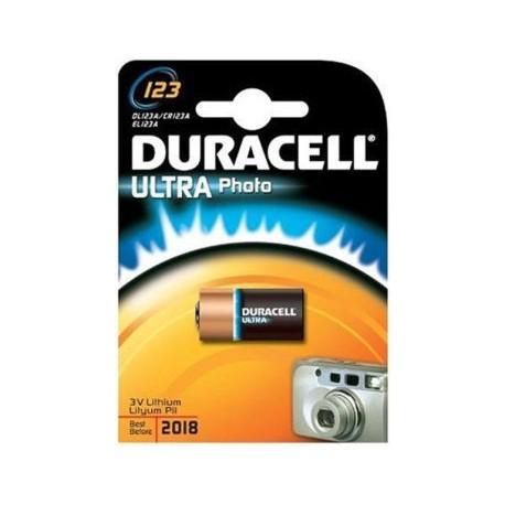 DURACELL CR123 M3 - CR123A - CR17345 - CR2/38L