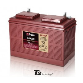 TROJAN 12V - 130Ah - 30XHS ex 31DC36 - DEEP CYCLE ACIDE