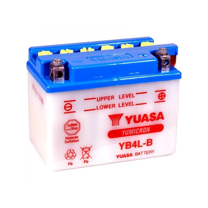 Comment fonctionne une batterie Yuasa