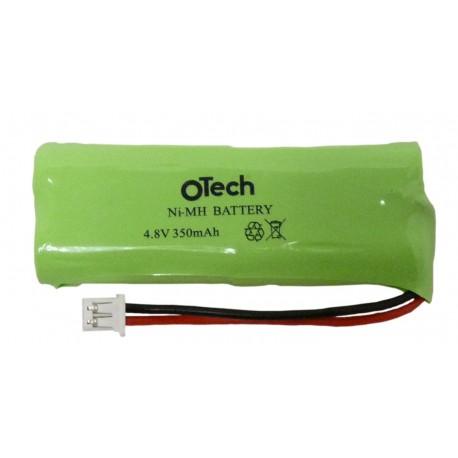 CHRONO PACK Batterie NiMh 4.8V - 300mAh - Recepteur ou Emetteur Collier EUROSOS ES400 / ES77 - 28AAAM4SMX