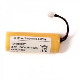 Pile Lithium-Ion DAITEM d'origine RXU03X - 3,6V - 1,3Ah