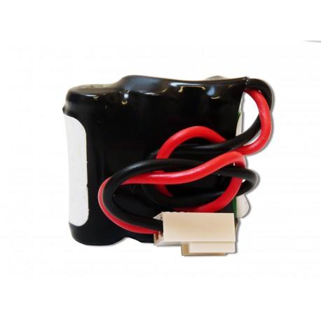 Batterie Alarme compatible JABLOTRON JA-150A - 3.6V - 0.3Ah - NiMh + connecteur
