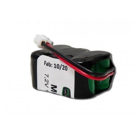 PACK Batterie NiMh 7.2V - 120mAh - Kinetic - MH120AAAL6HC