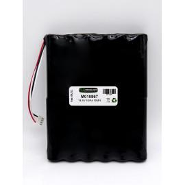 Pack NiMh - 14,4V 4,5Ah + FILS